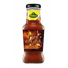Kuhne FIRE DRAGON - HOT SAUCE - 250 мл.