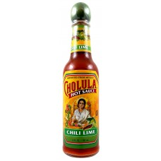 Cholula Chili Lime Hot Sauce  - 150мл