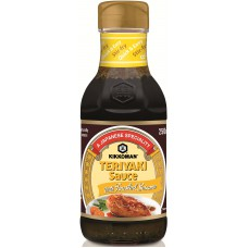 Kikkoman Sauce Teriyaki With Roasted Sesame - 250 мл.