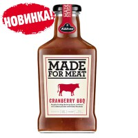 Kuhne Made For Meat Клюква Барбекю - 375 мл.
