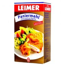 Leimer панировочные сухари экста-голд паприка - 1 кг.