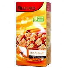 Milford сахар коричневый не рафинированный - 300 гр.