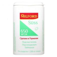 Milford заменитель сахара - 650 шт.