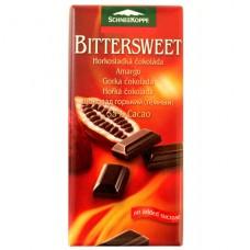 SchneeKoppe шоколад горький (темный) - 100 гр.