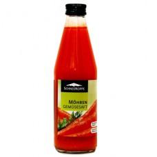 SchneeKoppe сок морковный - 330 мл.