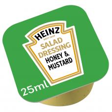 Heinz Honey Mustard медово-горчичный 25гр 100шт. упаковка