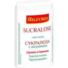 MILFORD Заменитель сахара Сукралоза с инулином 370 шт.