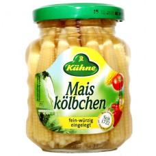 Kuhne кукурузные початки - 180 гр.