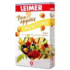 Leimer сухарики со вкусом сыра - 100 гр.