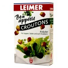 Leimer сухарики со вкусом ароматных трав - 100 гр.